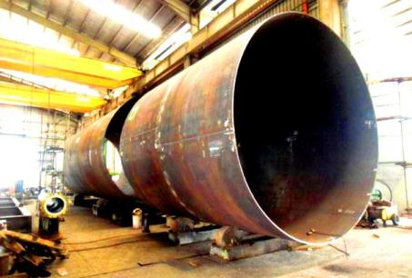 Cutech approved as a Pressure Vessel, Piping and Heat Exchanger inspection company