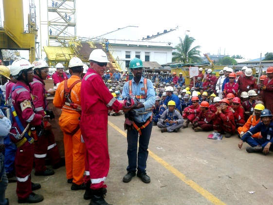 CUTECH worker awarded as safest worker of the month