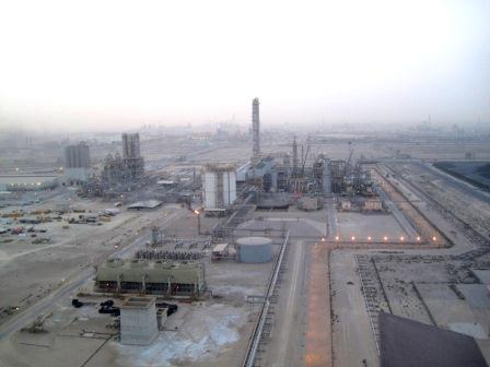 CUTECH successfully carries out plant shutdown inspection in Saudi Arabia
